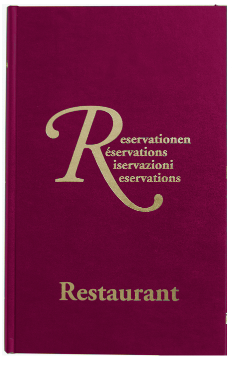Reservierungsbuch Restaurant